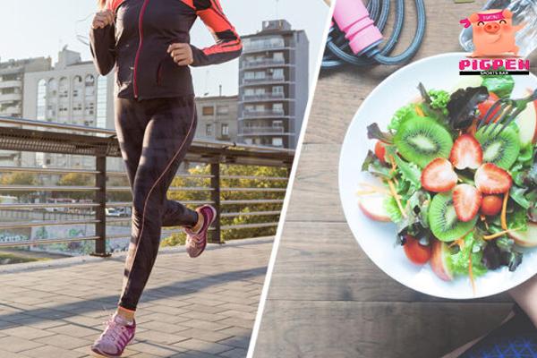 เลือกวิธี ลดความอ้วน ด้วยอาหารคลีน ไม่ปรุงแต่ง สุขภาพ กีฬา ลดน้ำหนัก หุ่นดี วิ่งเพื่อสุขภาพ ลดความอ้วนด้วยอาหารคลีน