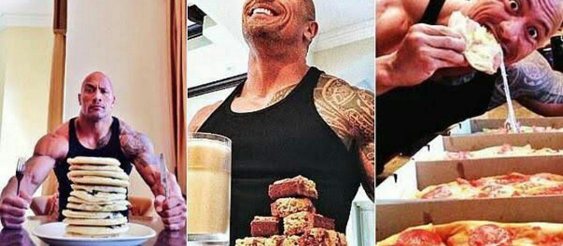 Glycogen Deplete Before BIG-BIG-BIG CHEAT DAY!(1)